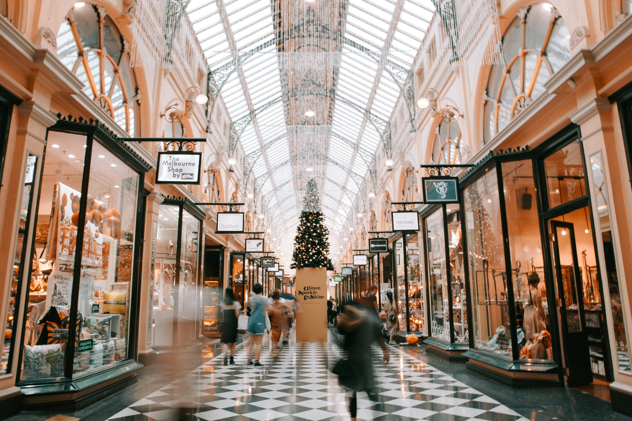 Shopping - The best malls, shops, and outlets in Hudson County for you to browse