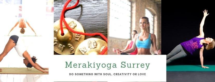 Hello! Welcome to Meraki Yoga Surrey - My name is Ross. -