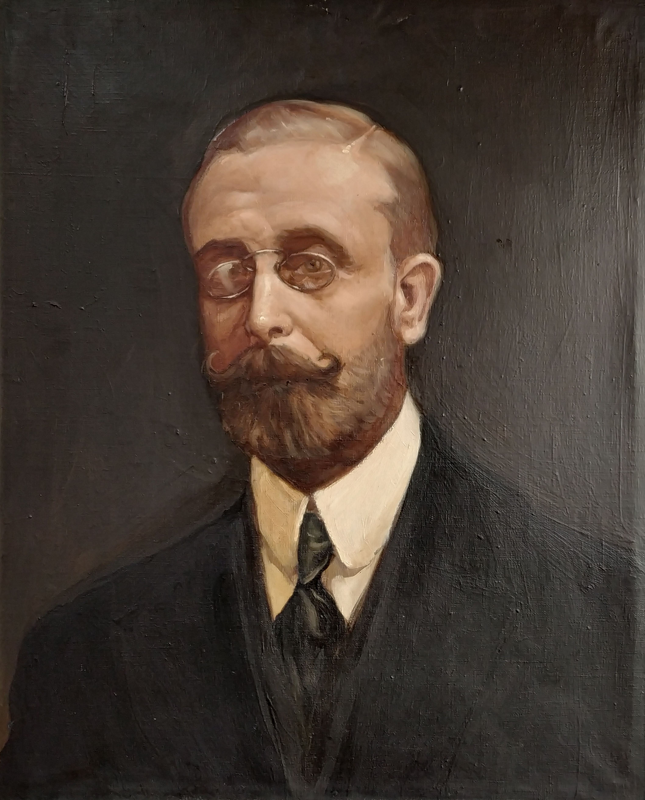 Ramiro Pérez 1909-1913