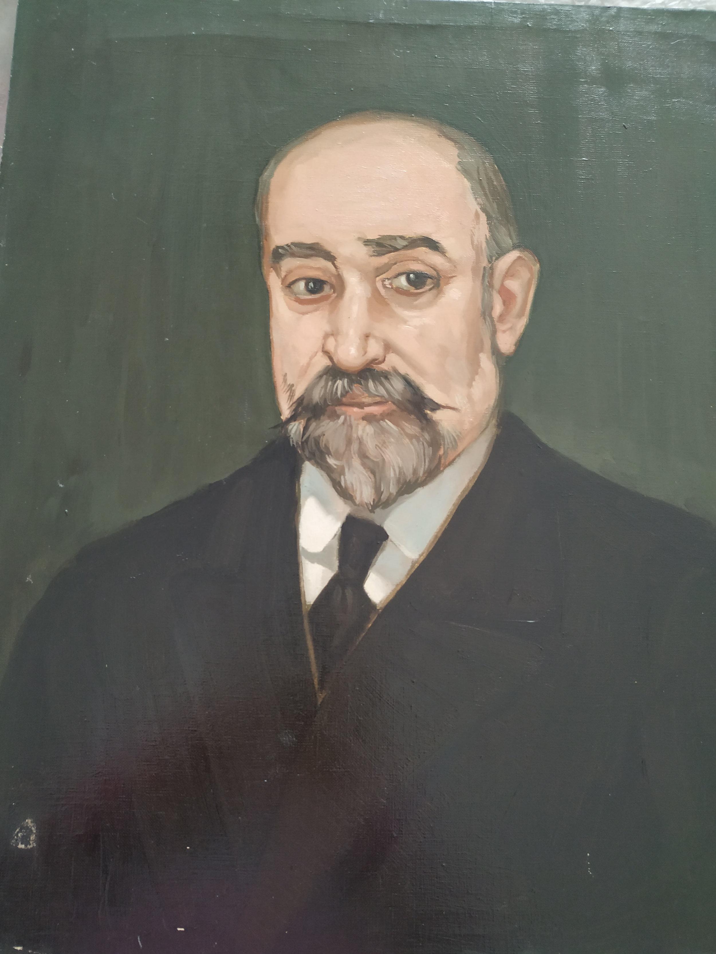 Eusebio Ruiz 1917-1921