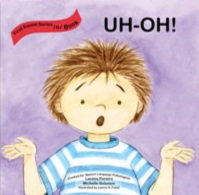 Cover of Uh-Oh! First Sound Series Books
