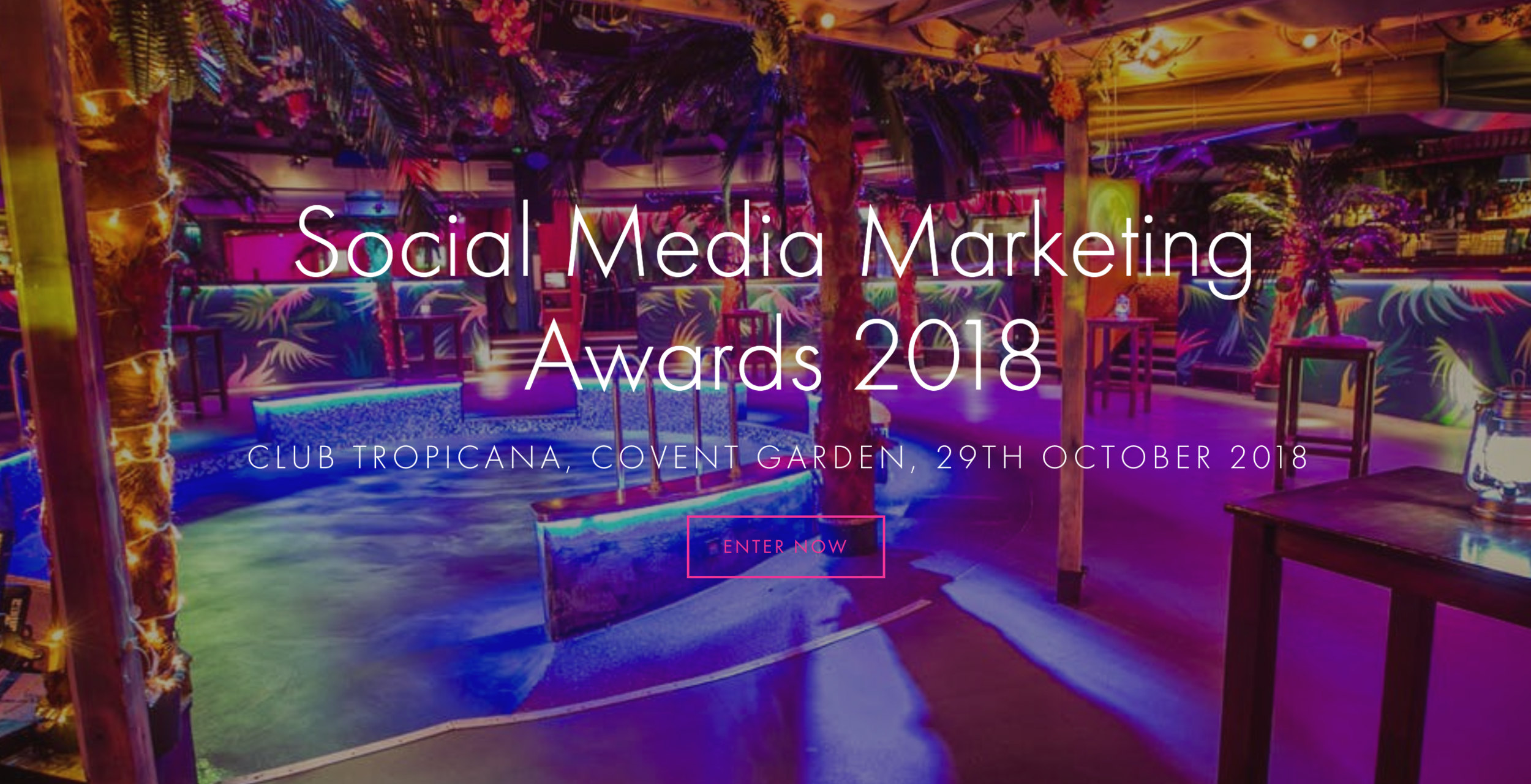 The SocialDay Social Media Marketing Awards have been crafted in the same way our SocialDayUK social media festival has been created. With you in mind! Our categories reflect what is actually happening within Social Media Marketing, our awards are platform agnostic as we recognise that majority of social media campaigns are multi platform affairs, you don't plan your campaigns in silos so we don't judge them that way!