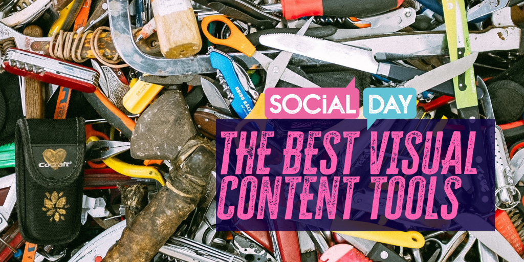 """THE WORKHORSE TOOLS OF ANY GOOD SOCIAL MEDIA MARKETER, HAVING THE ABILITY TO CREATE CONTENT ON A RANGE OF DIFFERENT PLATFORMS TO KEEP SOCIAL MEDIA ACCOUNTS INTERESTING, VISUALLY APPEALING AND MOST IMPORTANTLY """"ON BRAND"""""""