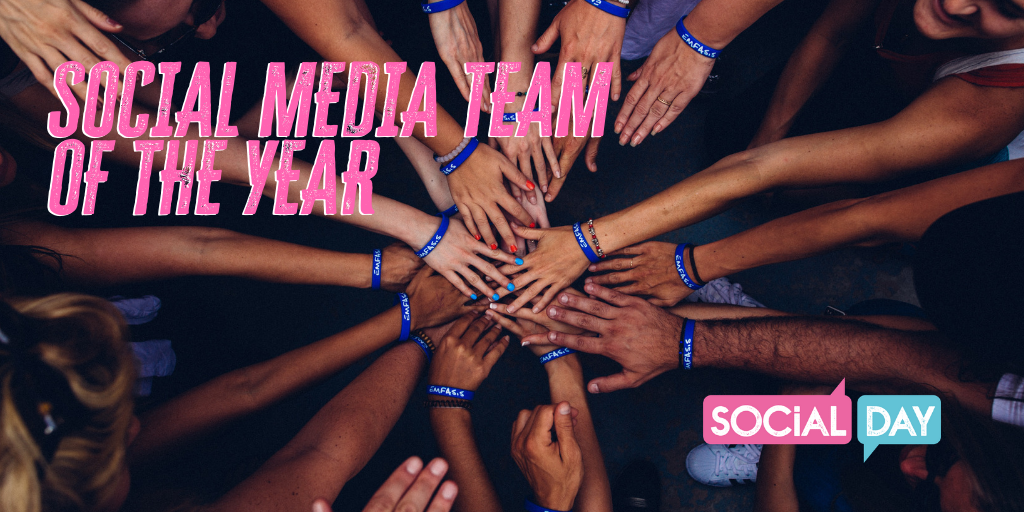 Social Media Team of The Year