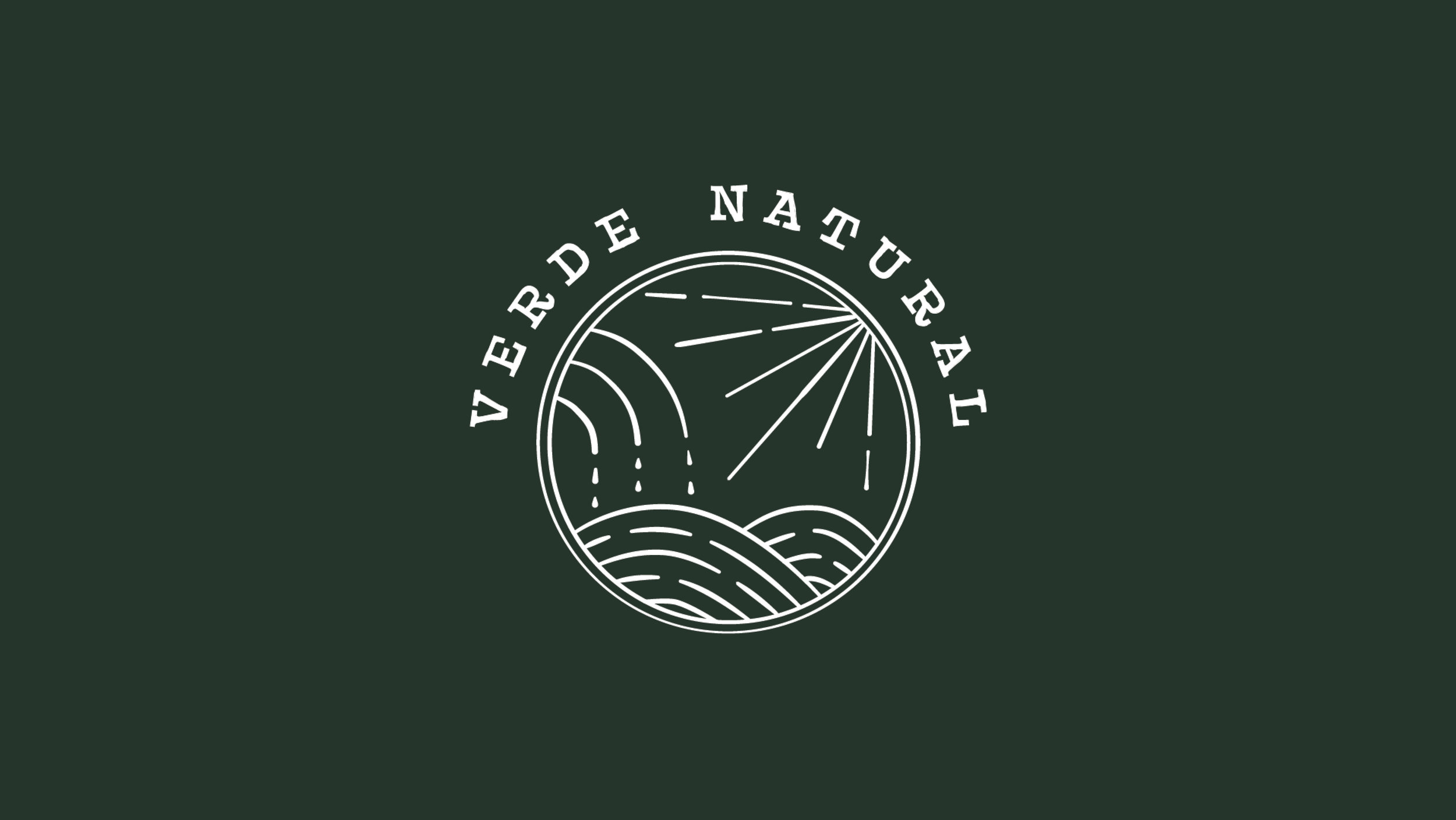 VERDE NATURAL  Strategy & Branding for a leading, purpose-driven organic cannabis brand in Colorado