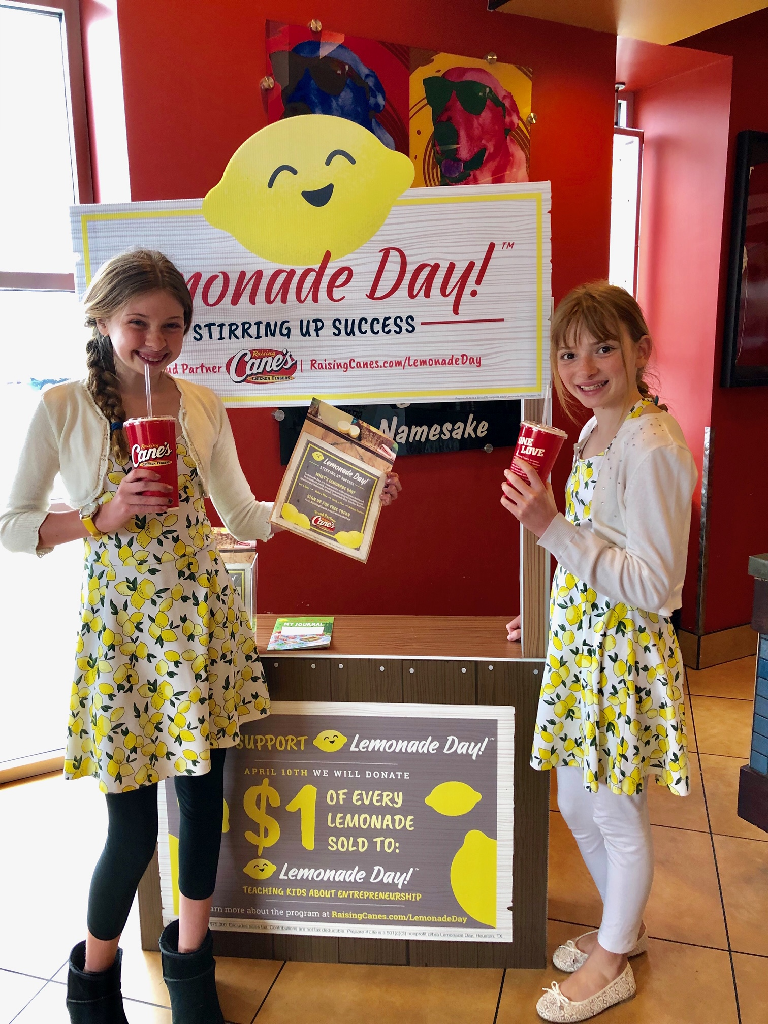 canes lemonade day fundraiser.JPG