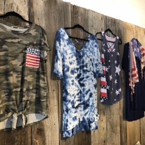 Fantastic women's clothing boutique with new inventory in all the time. We're just a bit biased since our co-owner Sabrina is the sister of Oak's owner, Caitlin!