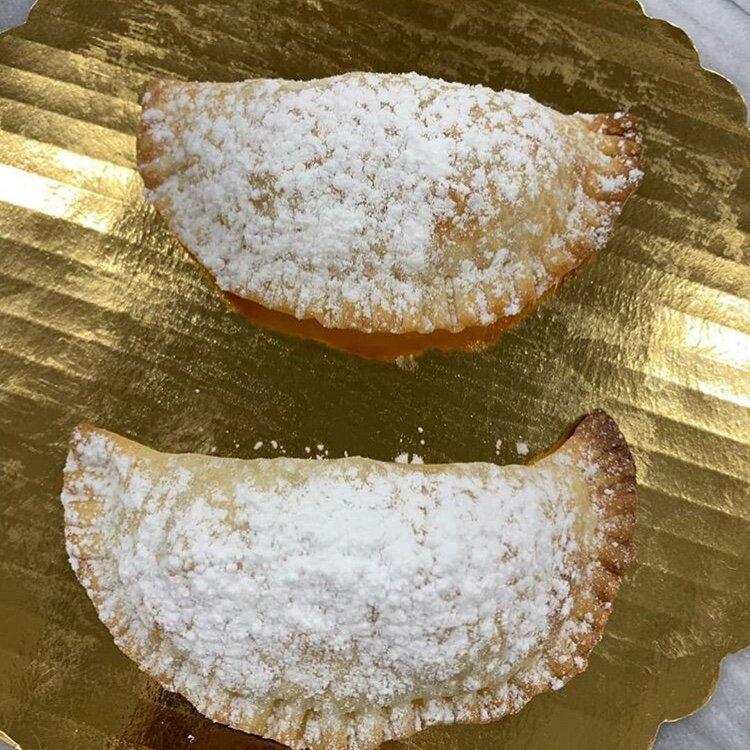Apple Pie Empanada from Empanada Gourmet