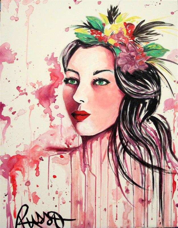 1429907487Serafina 22x28 acrylic on canvas.jpg