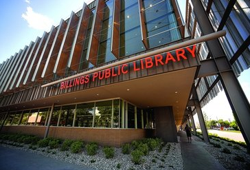 $5 Million Campaign for a new library from 2012 - 2014