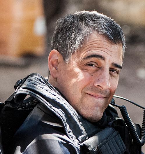 Dennis Saldana   SWAT Captain