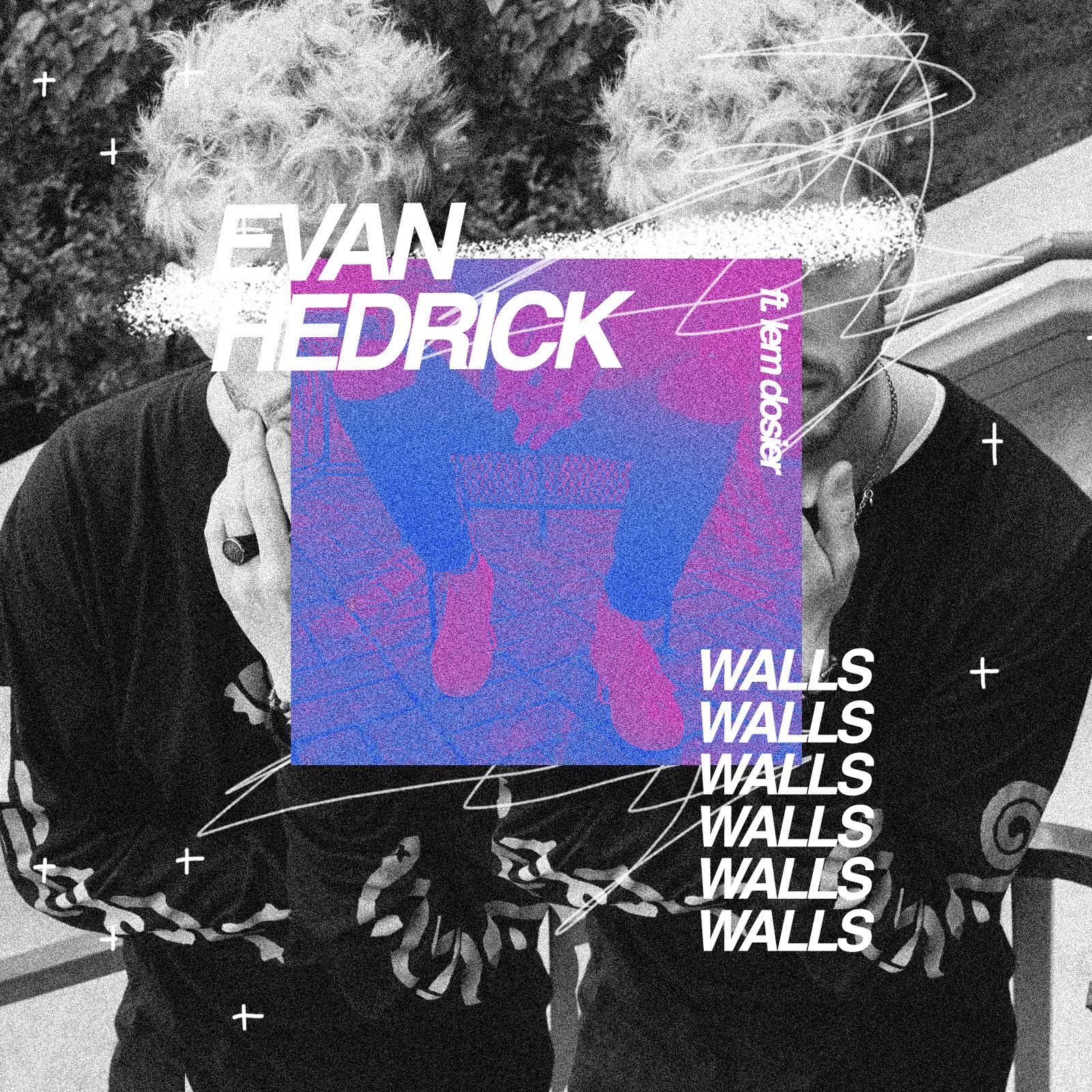 Evan Hedrick - Single Art