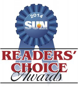 Best New Home Builder of 2014- Sun Sailor Readers' Choice