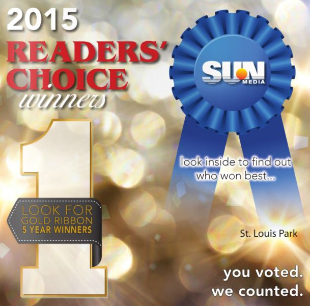 Best Remodeling Company 2015- Sun Sailor Readers' Choice
