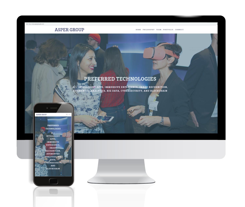 Asper Group: Venture Capital +Angel Investors