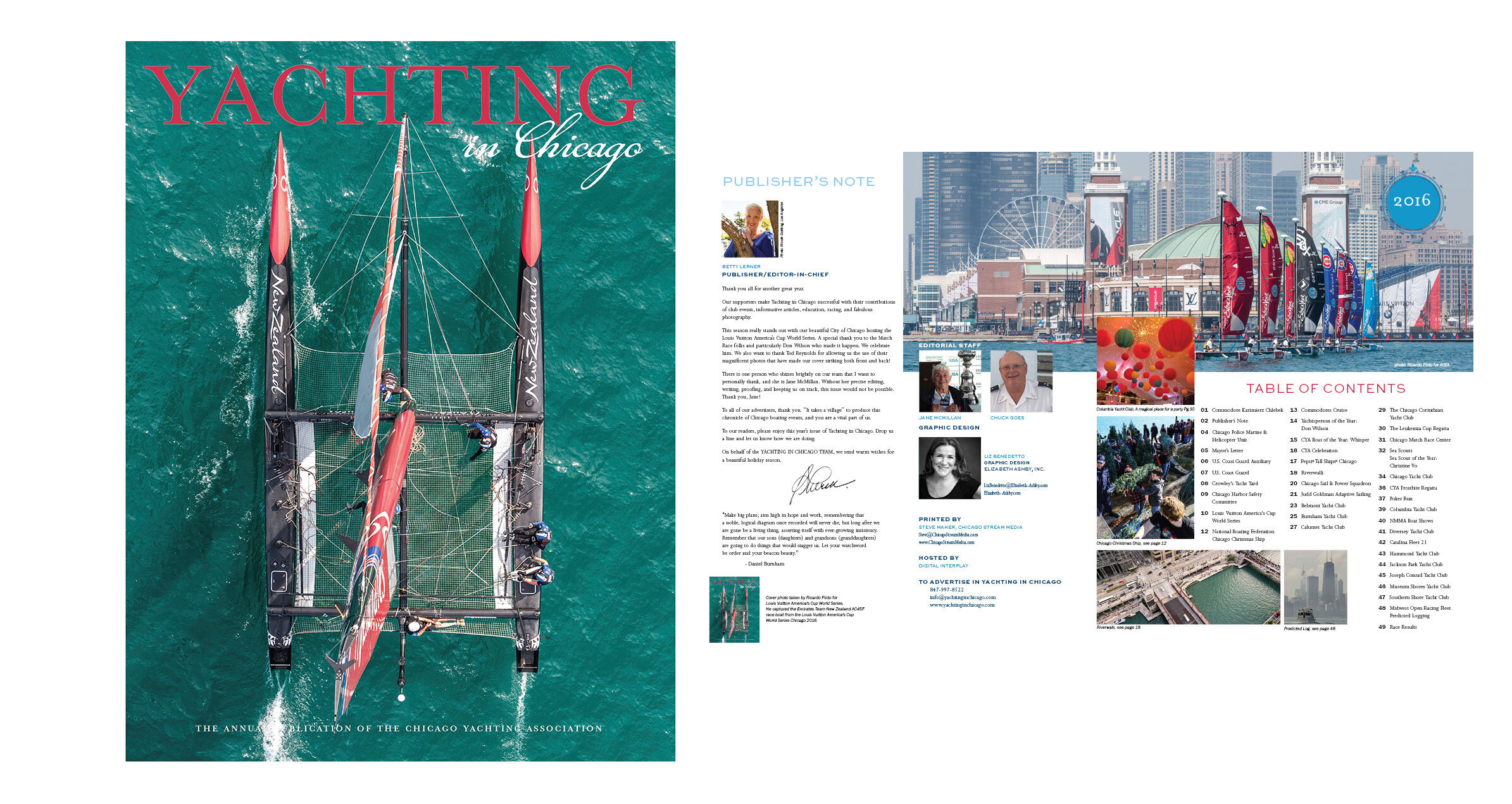 Yachting in Chicago