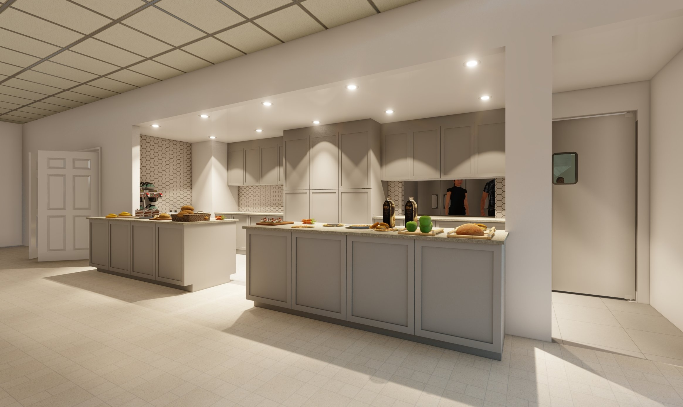 St. Marks By The Sea - Kitchen Renovation
