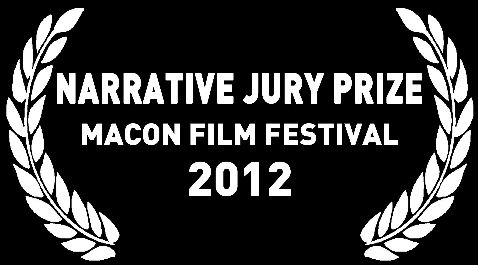 Narrative Jury Prize | Macon Film Festival