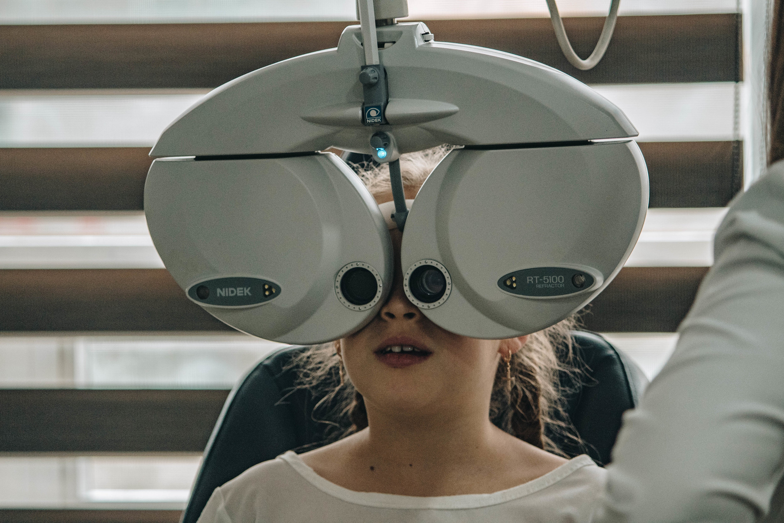 NHS eye tests - Over 60'sChildren under 18DiabeticsGlaucoma patients