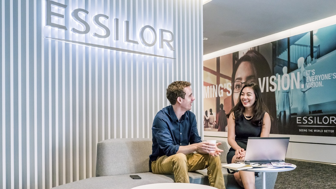 Essilor - #1 Lens manufacturer worldwide – Life-enhancing vision, tailor-made to your needs using the latest cutting-edge technology to meet the highest standard of optics.