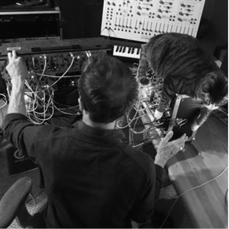 Bobby Donne - (b. 1967) is a musician and film composer from Richmond, Virginia. He has recorded works with a variety of groups and individuals including Labradford (Kranky), Aix Em Klemm (Kranky), Spokane (Jagjaguwar), Gregor Samsa, Cristal (Flingco Sound System, Entr'acte), Pan.American (Kranky), Stephen Vitiello, and most recently Anjou (Kranky). His work as a composer includes Rick Alverson's Entertainment,which premiered at the 2015 Sundance Film Festival, and New Jerusalem (2011 Film Festival Rotterdam), as well as Daniel Carbone's Hide Your Smiling Faces (2013 Berlinale).