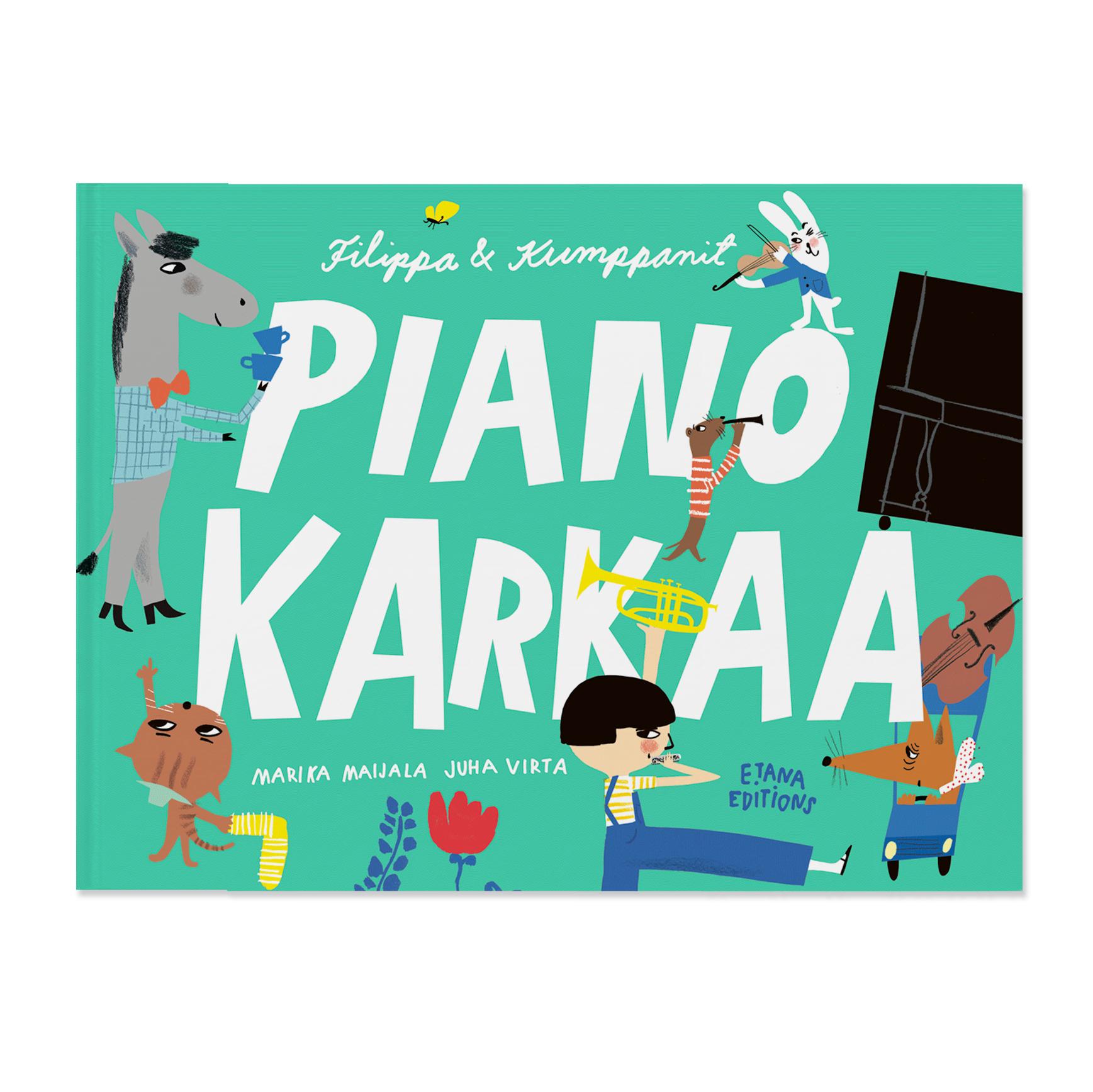 The Piano's Great Escape
