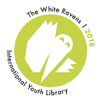 The White Ravens 2018,International Youth Library - Pallen ja Monkon kumma päivä2018