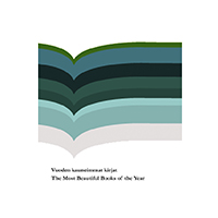 The Most Beautiful Finnish Books of 2016,The Finnish Book Art Committee - Tuulen vuosi / A Year with the Wind2017