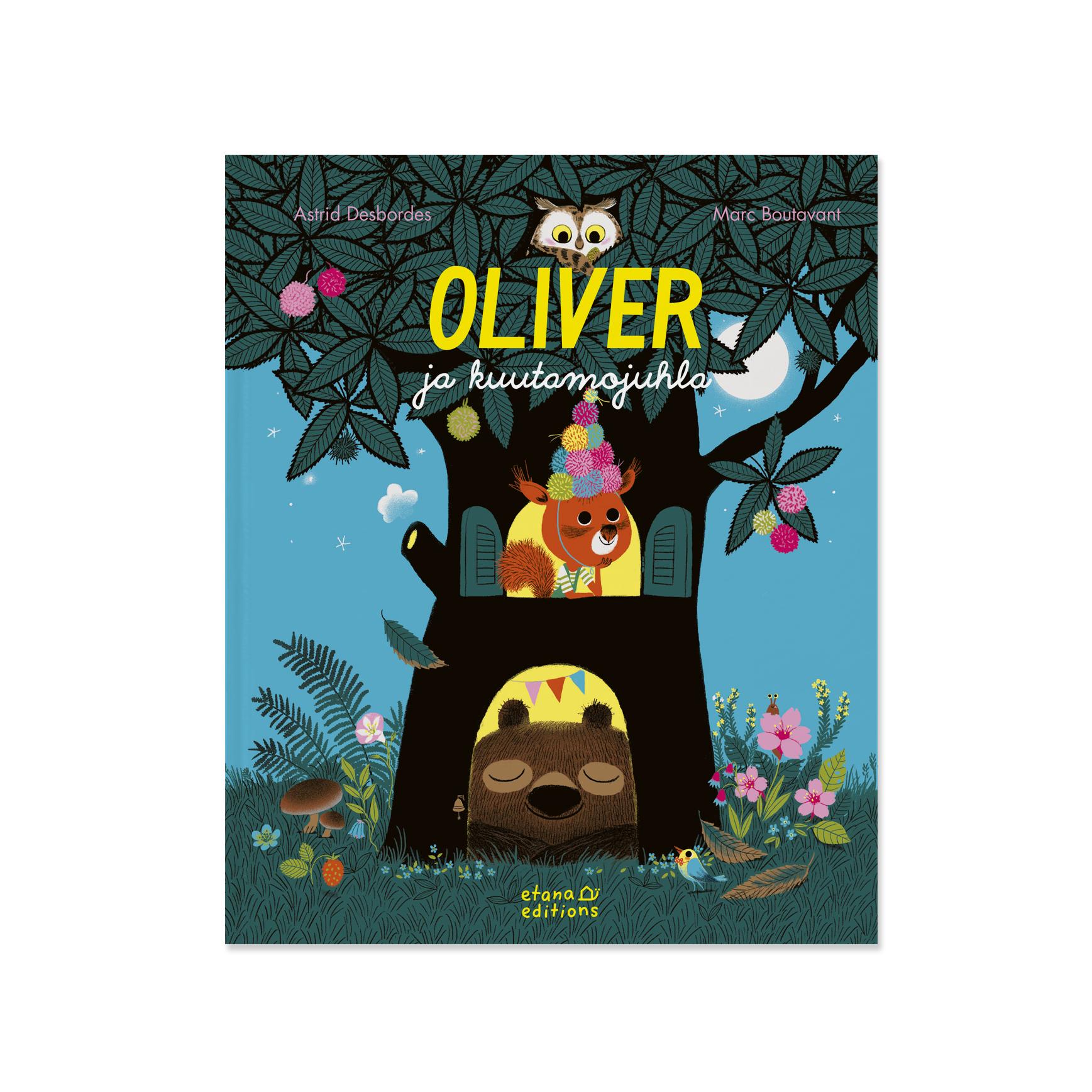 Oliver ja kuutamojuhlat