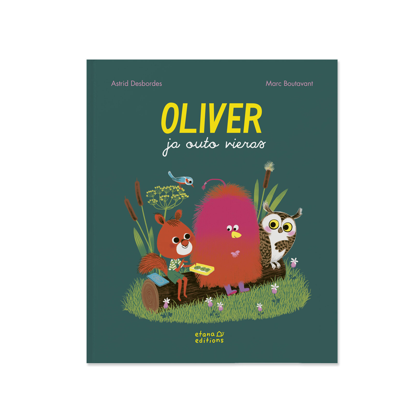 Oliver ja outo vieras