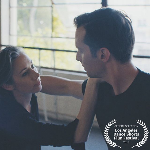 2019 Official Selection: Particles ———————————————————————— This work features two mature, highly-accomplished professional dancers - Danielle Rowe, an alum of Nederlands Dans Theatre, the Australian Ballet, and Houston Ballet; and Garrett Anderson who danced with Hubbard Street Dance, Trey McIntyre Dance Project, Royal Ballet of Flanders, and San Francisco Ballet. The film explores looking at choreography and performance through angles and perspectives that uniquely highlights the intimacy of performance in a setting most familiar to the dancer - their rehearsal studio. The camera takes on a life of its own to capture the 'story' of the choreography by carefully capturing the intent and the details in every movement, moment of stillness, and emotion conveyed. Directed by Matthew McKee, Choreographed by Francisco Gella and Produced by Jeffrey Hoffman.