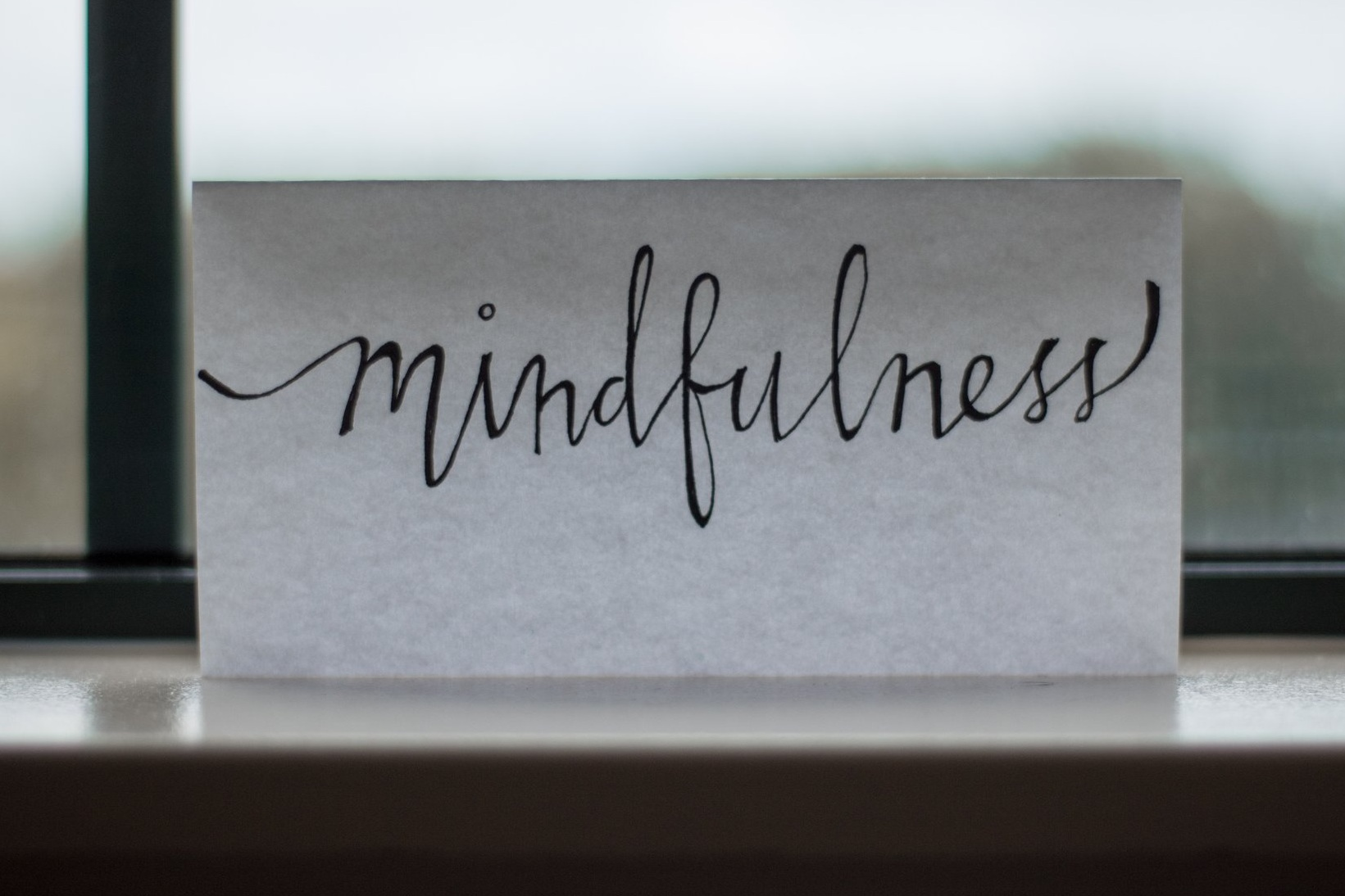 mindfulness and trauma photo