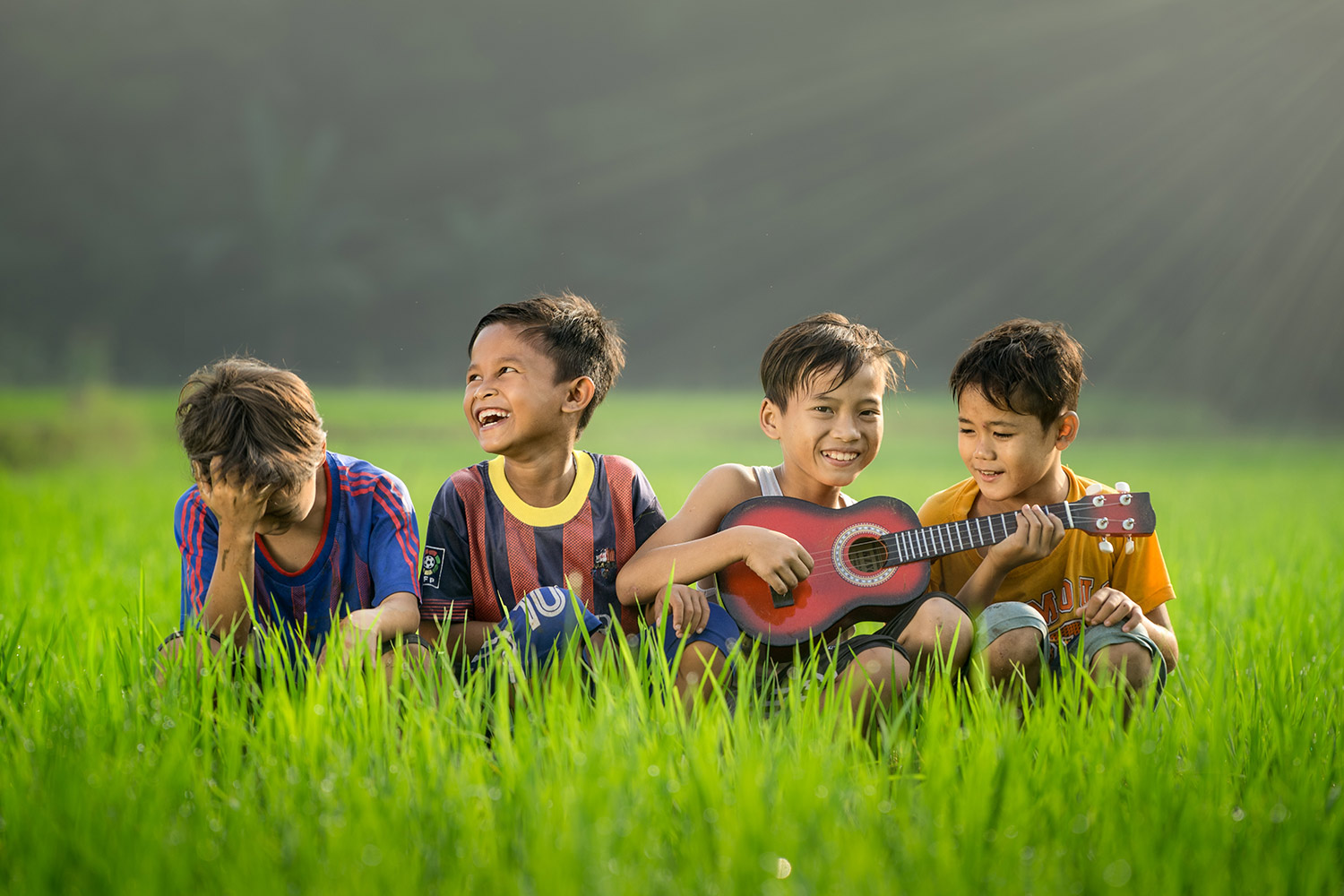 Music connects us to community and cultural diversity. -