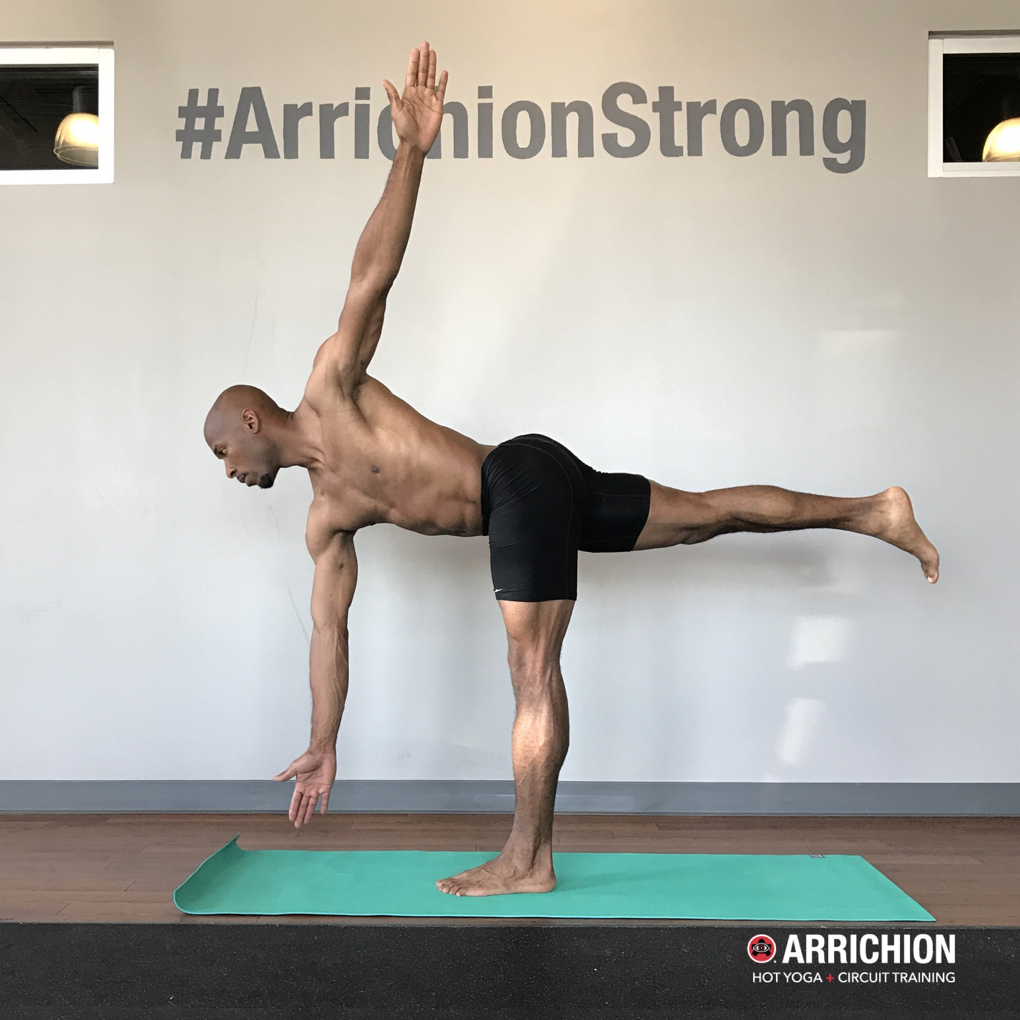 Arrichion Location - Durham — Arrichion Hot Yoga and Circuit Training