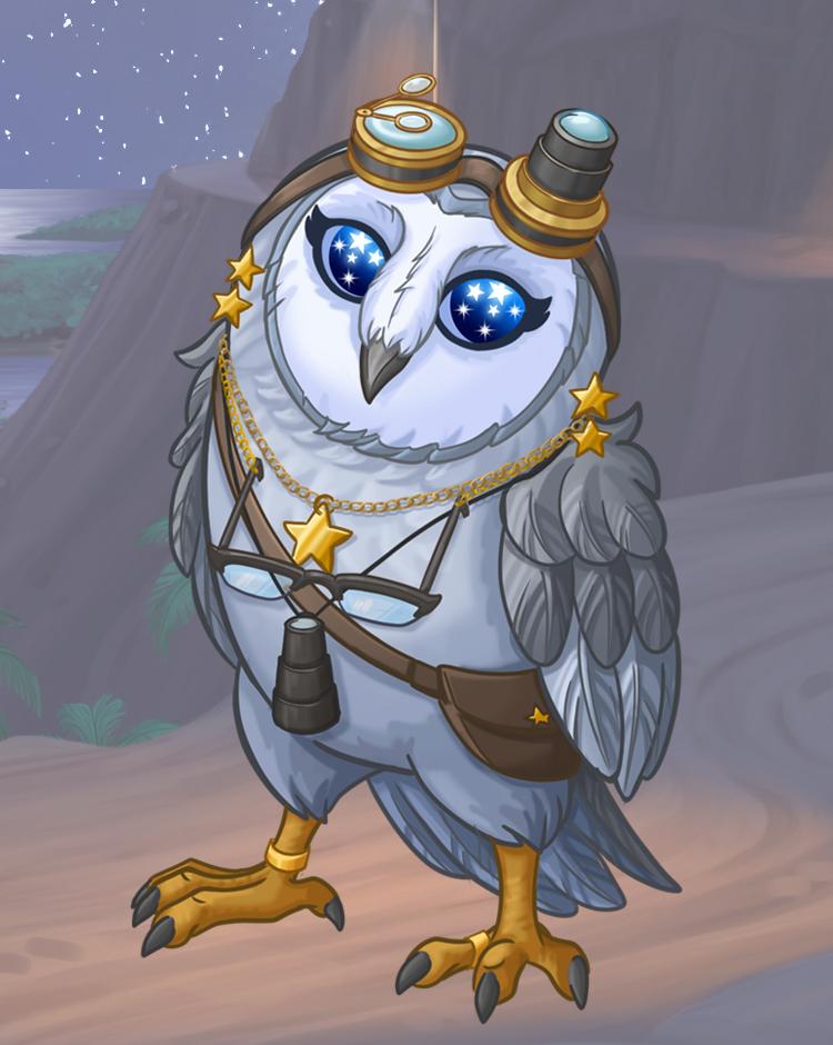 Astar the Owl