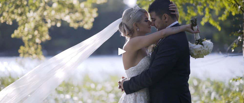 Bröllopsfilm Nääs slott