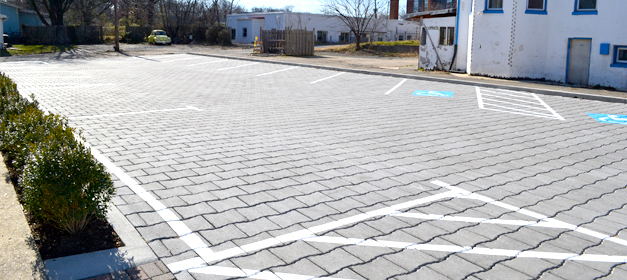 The PaveDrain system is the most environmentally friendly, cost-effective, and MAINTAINABLE permeable system on the market.