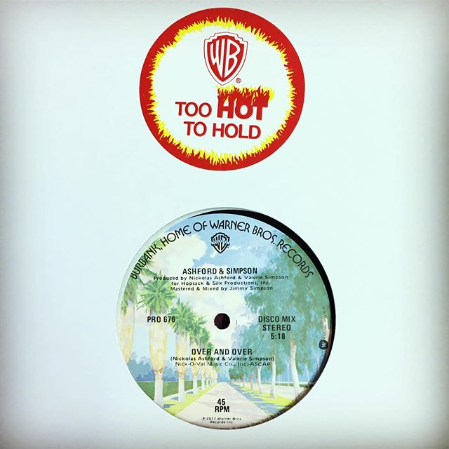 So HOT right now....Some in demand disco promos as well. #vinyl #disco #promo #disco12 #ashfordandsimpson #funk #soul #rarerecords #newhaven #ct #elmcity #recordstores