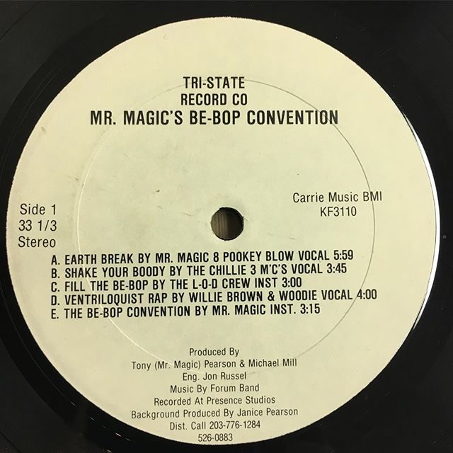 For Sale- IG Special Dm if interested.  #vinyl #records #Hiphop #grail #rarerecords #mrmagic #bebopconvention #pookeyblow #ct #thirdunheard #newhaven #hamden #recordsforsale