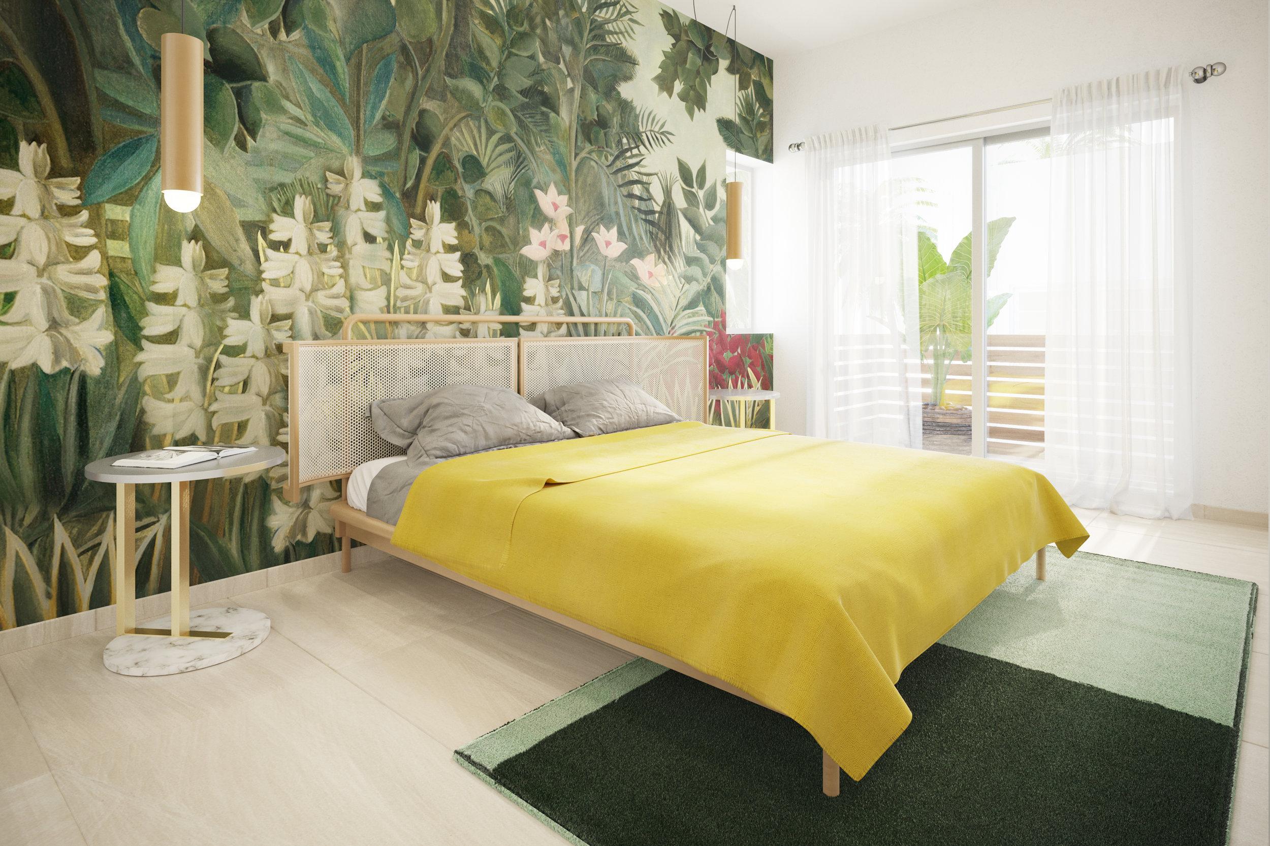 Master Bedroom - Apartment C104