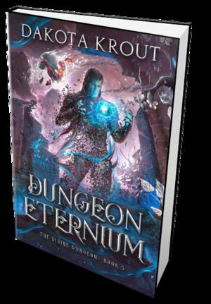 Dungeon Eternium Signed Paperback