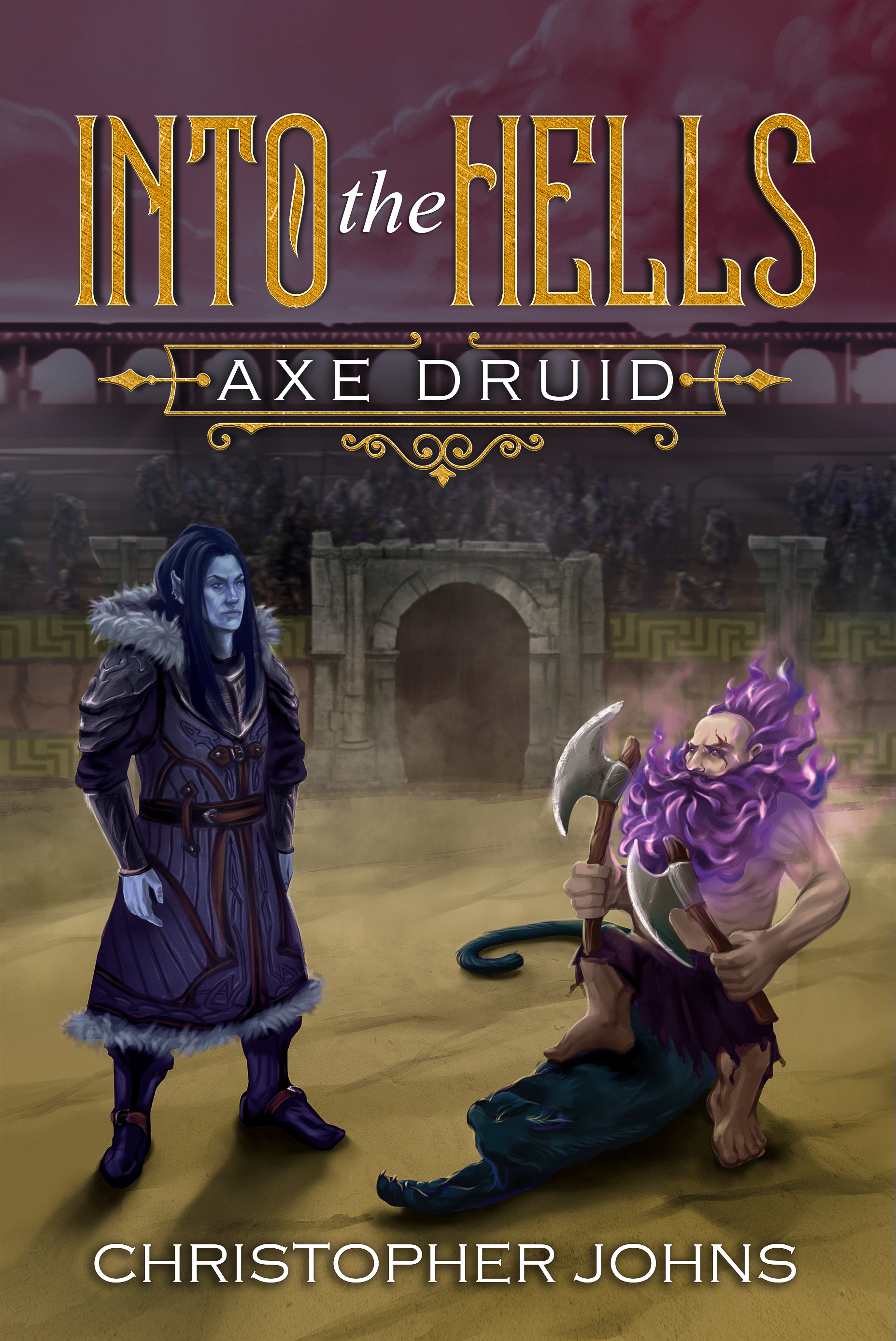 Axe Druid: Into the Hells