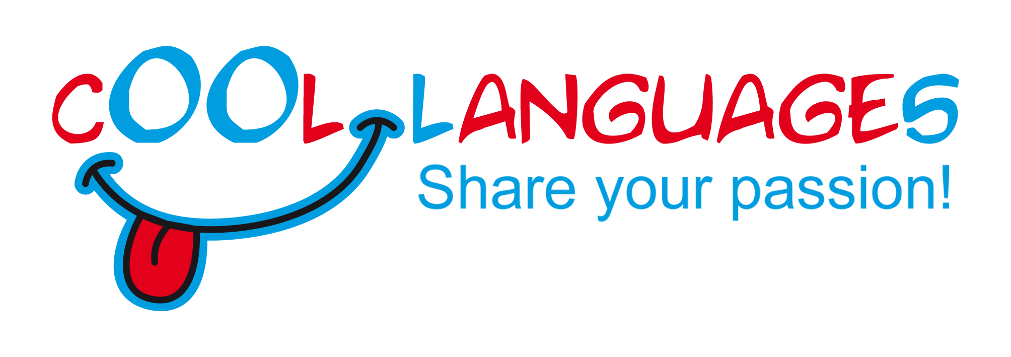 Copy of Copy of Copy of Cool Languages - Share your passion