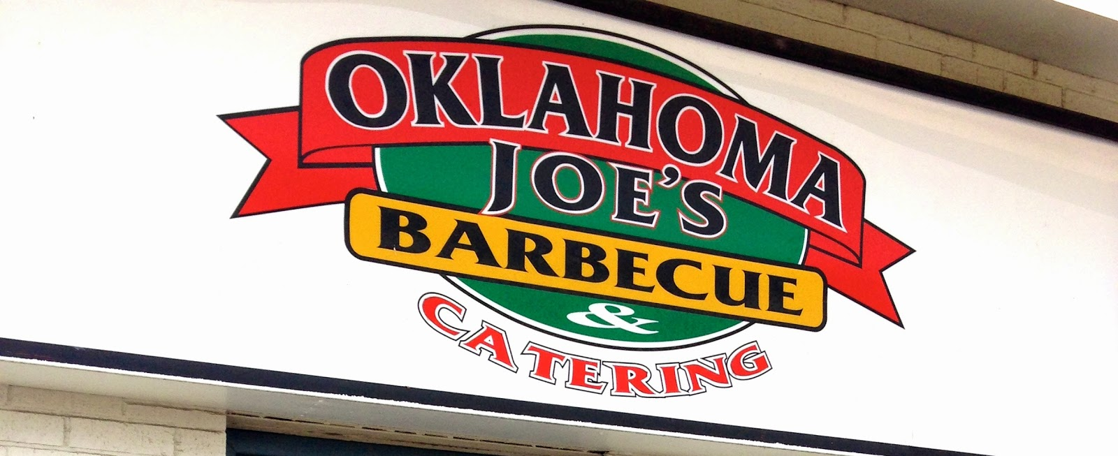 And finally... The real reason we drive over 18 hours to Kansas City MO. Seriously. The best BBQ on the planet. Yes it is in KANSAS CITY and it's called OKLAHOMA Joe's!