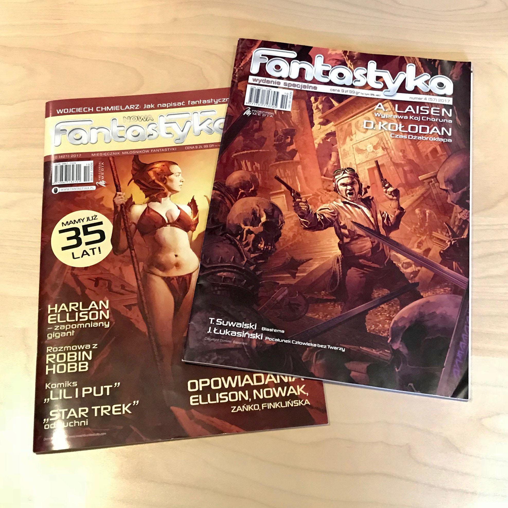 Dominick Saponaro - Nova Fantastyka Covers.jpg