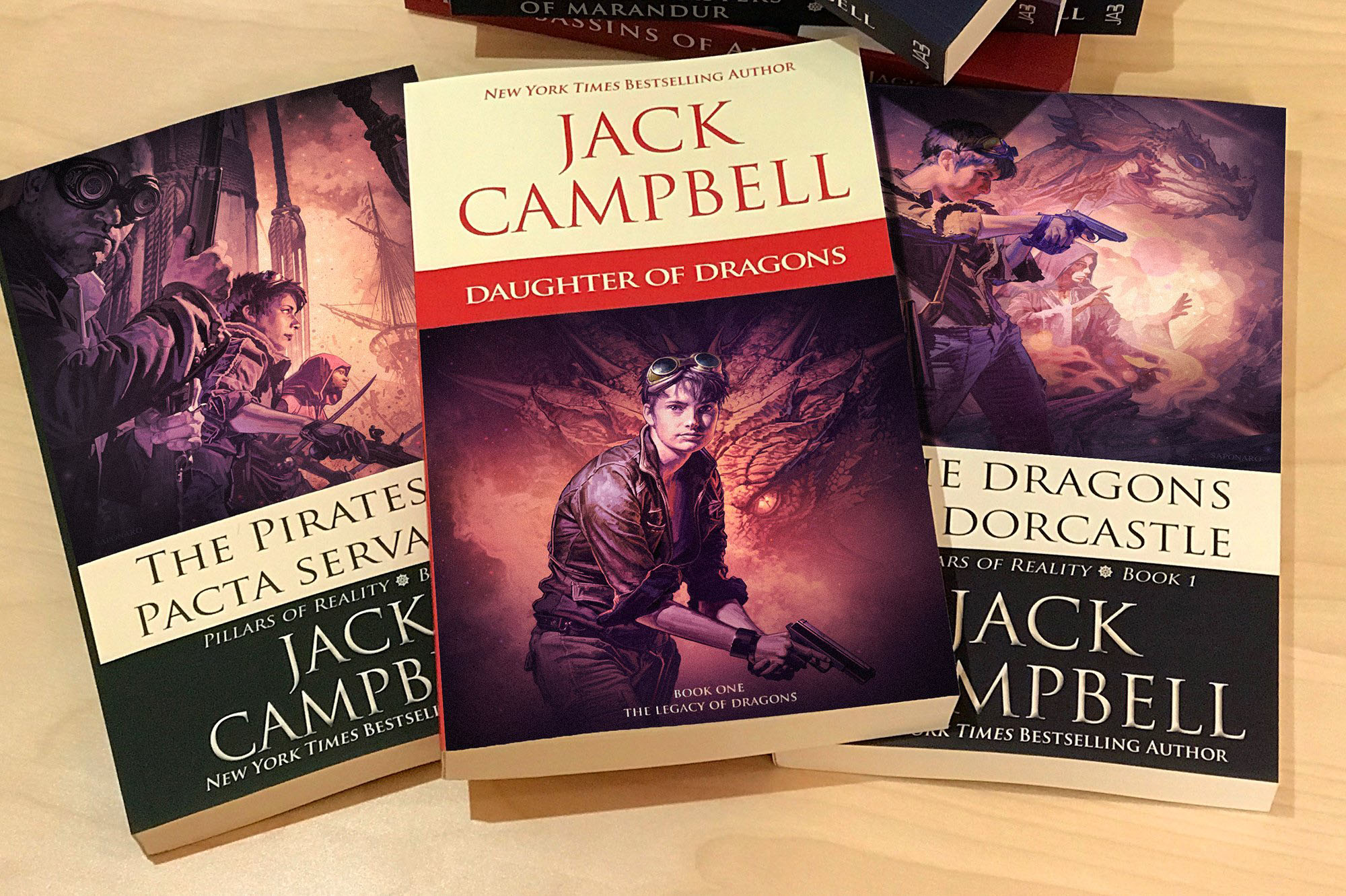 Dominick Saponaro - The Legacy of Dragons Book Cover Illustrations.jpg