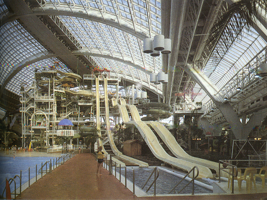 West Edmonton Mall, one of the 37 prototypes in The Architecture of Closed Worlds: Or, What Is the Power of Shit?