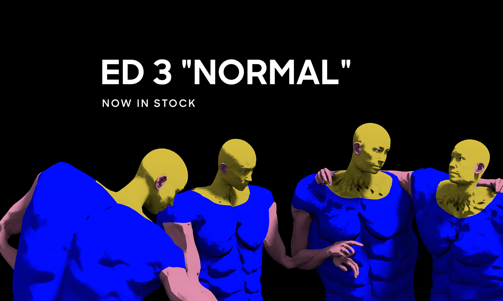 Ed, Issue 3: Normal