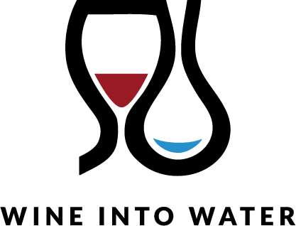Wine tasting, live music, and raising money for water wells.