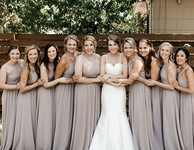 Loved helping these gorgeous girls get ready for @jordan.mccown's big day! 💫